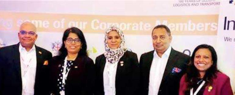WiLAT Sri Lanka delegation attends CILT Centenary International Convention in Manchester